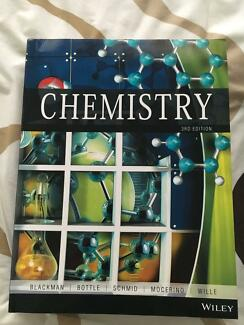 Chemistry Textbook Author: Allan Blackman