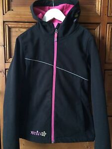 Girl's Lined Raincoat Size 10