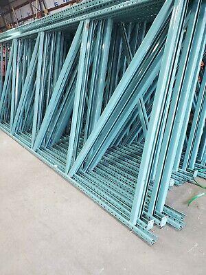 Racking Pallet Rack Shelving Teardrop 72 X 192 Upright 85.00 Each