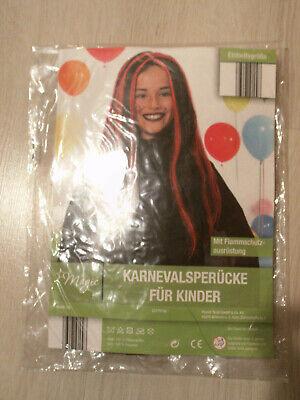 Halloween- / Karnevalsperücke für Kinder # Hexenperücke # - Perücken Für Halloween