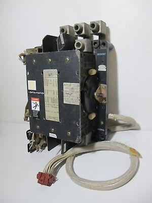 Parts Asco 940 400 Amp 480y277v Automatic Transfer Switch E940340097c 3 Ph 4 W