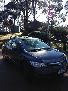Honda Civic 2007 Mount Nelson Hobart City Preview
