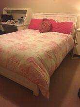 Double Bed (Mattress and Frame) Redland Bay Redland Area Preview