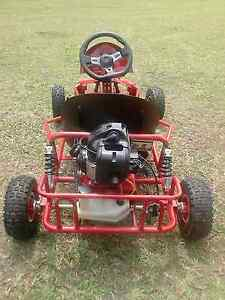 OFF ROAD GO CART 49CC LIKE NEW Canungra Ipswich South Preview