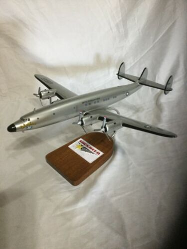 "Lockheed ""Constellation"" known as ""Columbine"", scale model aircraft."