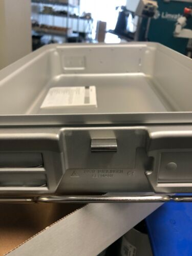 Aesculap JK740 Sterilazation Container Bottom Pan Only In Original New Packaging