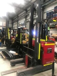 Moving Mast REACH TRUCK!! Welshpool Canning Area Preview