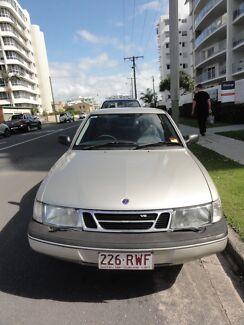 1995 Saab 900 Hatchback Kings Beach Caloundra Area Preview