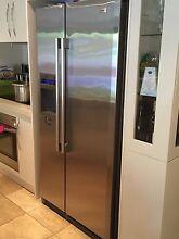 HAIER double side fridge Mosman Mosman Area Preview