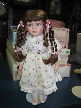 porcelain doll becky 50cm tall #1616 + many others for sale Shailer Park Logan Area Preview