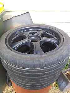 2x18 inch ame rims Stanford Merthyr Cessnock Area Preview