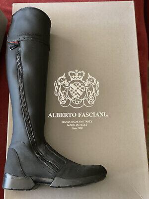 Alberto Fasciani Custom Riding Boot Size 36
