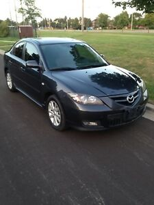 Mazda3 sedan. 2007. Turn key ready.