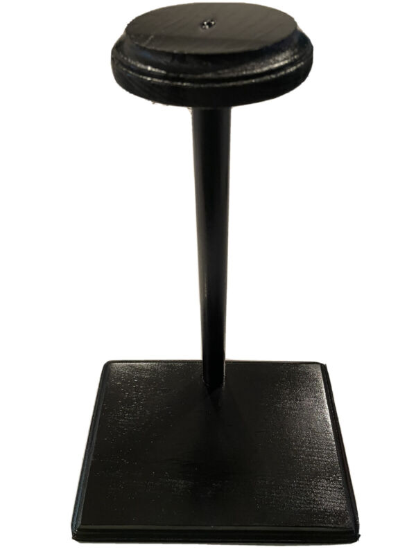 CUSTOM MADE BLANK HORROR MASK DISPLAY STAND 🎃 You Add The Graphics Halloween