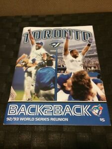Back2back blue jays program