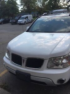 Pontiac Torrent AWD Certified