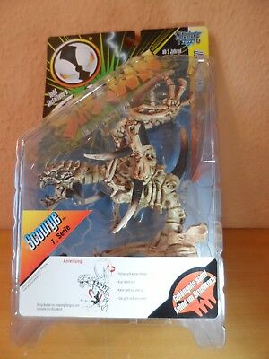 SPAWN Action Figur - SCOURGE Serie 7 McFarlane 1997 OVP TOP  MotU - NECA - MEZCO