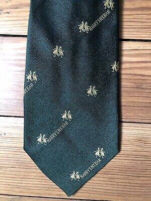 1960s – 70s Men's Ties | Skinny Ties, Slim Ties RARE 1960s Silk Neck Tie HARRY'S NEW YORK PARIS Made In France $20.00 AT vintagedancer.com