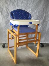 High chair - 3 in 1 Palmerston Gungahlin Area Preview