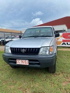 SALE💯 1998 Toyota Prado Coconut Grove Darwin City Preview