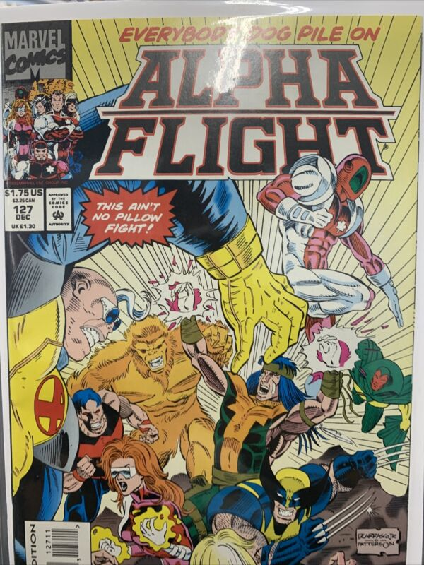Alpha Flight #121