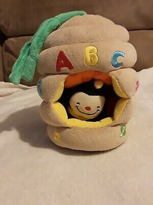 Infant Musical Pull Toy (Melissa And Doug K's Kids Musical Beehive Pull Toy Bee Plush)