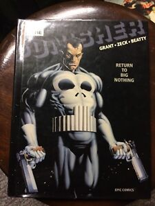 Punisher Graphic Novel