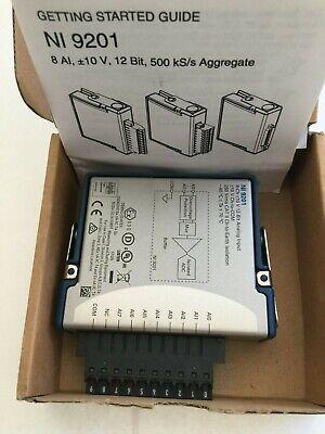 National Instruments Ni 9201 Cdaq Voltage Input Module Screw 194922c-01l