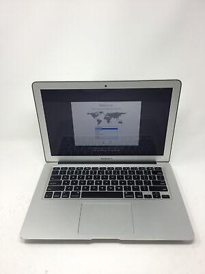 "Apple MacBook Air 2015 13"" Laptop - MJVE2LL/A Core i5 1.6GHz 8GB 128GB SSD"