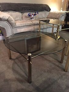 Retro Coffee and End Tables