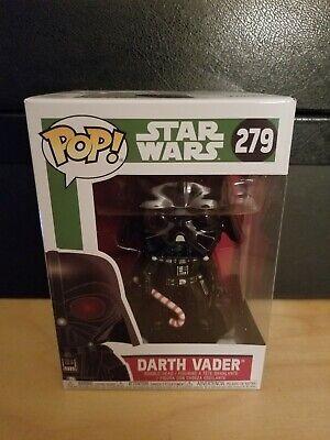 Funko Pop! Star Wars Christmas Darth Vader 279