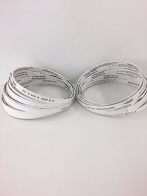 Package Of 8 Meat Cutting Band Saw Blades 82 X 58 X .022 X 4tpi
