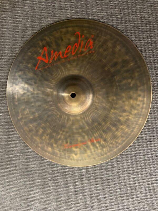"14"" Amedia Kommagene Series (Jazz flavors) Hi Hat Cymbals MADE IN TURKEY"