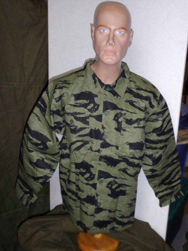 ust(XXL)  US SPECIAL FORCES TIGER STRIPE UNIFORM XXL W4C