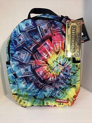 Sprayground Money Stacks Backpack