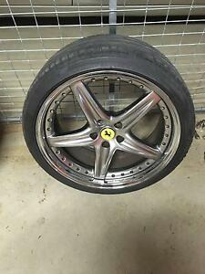 """19"""" ROH Modena wheels for Ferrari 360 or F430 Ryde Ryde Area Preview"""