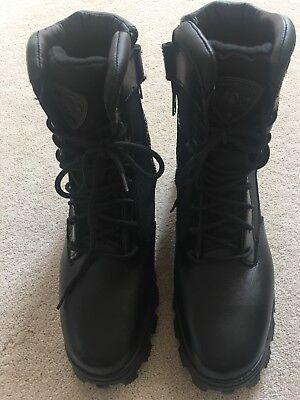 Rocky Alpha Force Side Zip Tactical Boots SZ11.5 Rocky Side Zip Boot