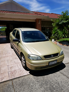 1 Owner Metallic gold Holden Astra Clasic TS Sedan Narre Warren North Casey Area Preview