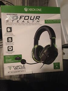 Turtle beach XOfour Stealth headset (Xbox one)