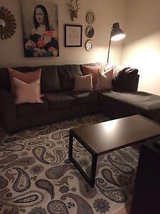 Grey Sectional- Ashley Furniture