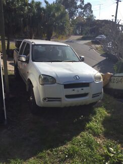 Great Wall. V240 petrol 4WD ELC WINDOWS POWER STEER  WORKING AIRCON