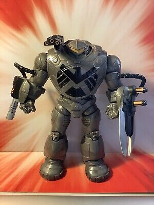 Marvel Legends Mandroid BAF Loose Complete