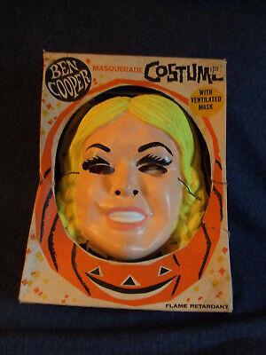 Vintage Ben Cooper Goldilocks Costume sz. med. 8-10 original box