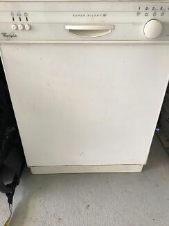 Dishwasher whirlpool super silent