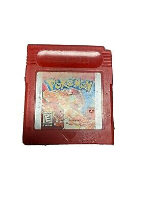 Original Pokemon Red