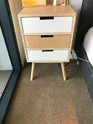 Scandinavian Replica Bedside Tables Glen Iris Boroondara Area Preview