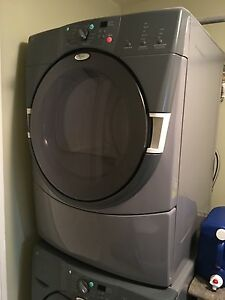 Whirlpool duet gas dryer washer