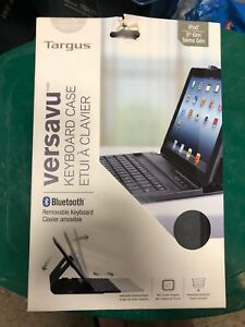 Targus Versavu keyboard case for iPad 5th gen
