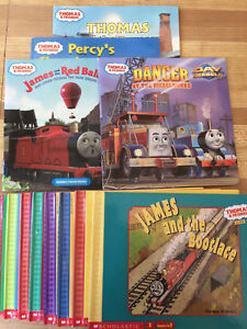 12 books Thomas & Friends Book Collection