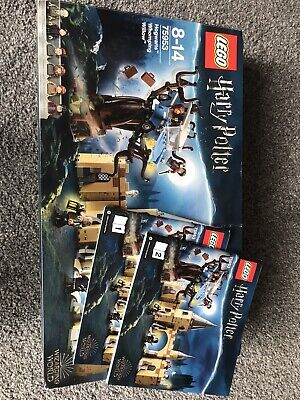 Harry Potter Hogwarts Whomping Willow Lego, 75953